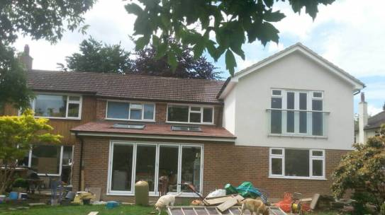 Choosing Between the New Build and Home Extension